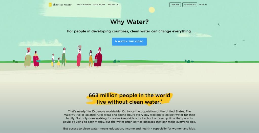 ejemplos de campañas de marketing ong