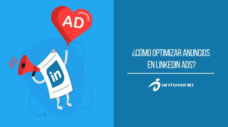 optimizar anuncios en linkedin ads