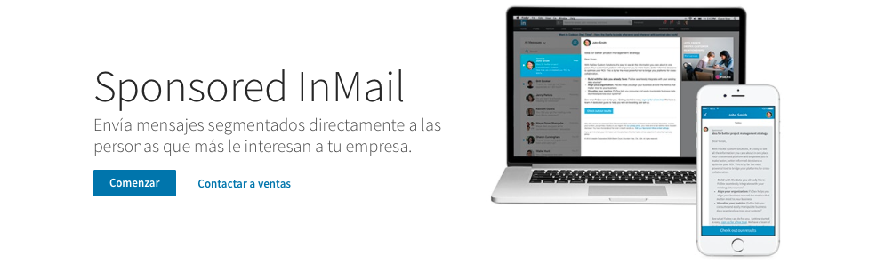 sponsored inmail