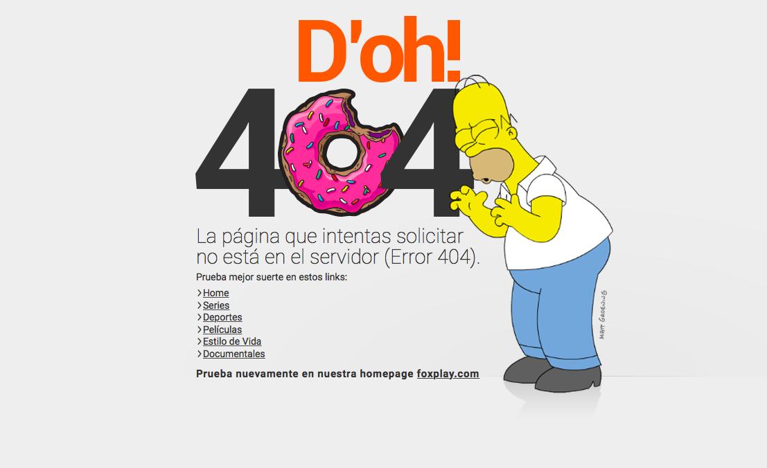 404 usabilidad web