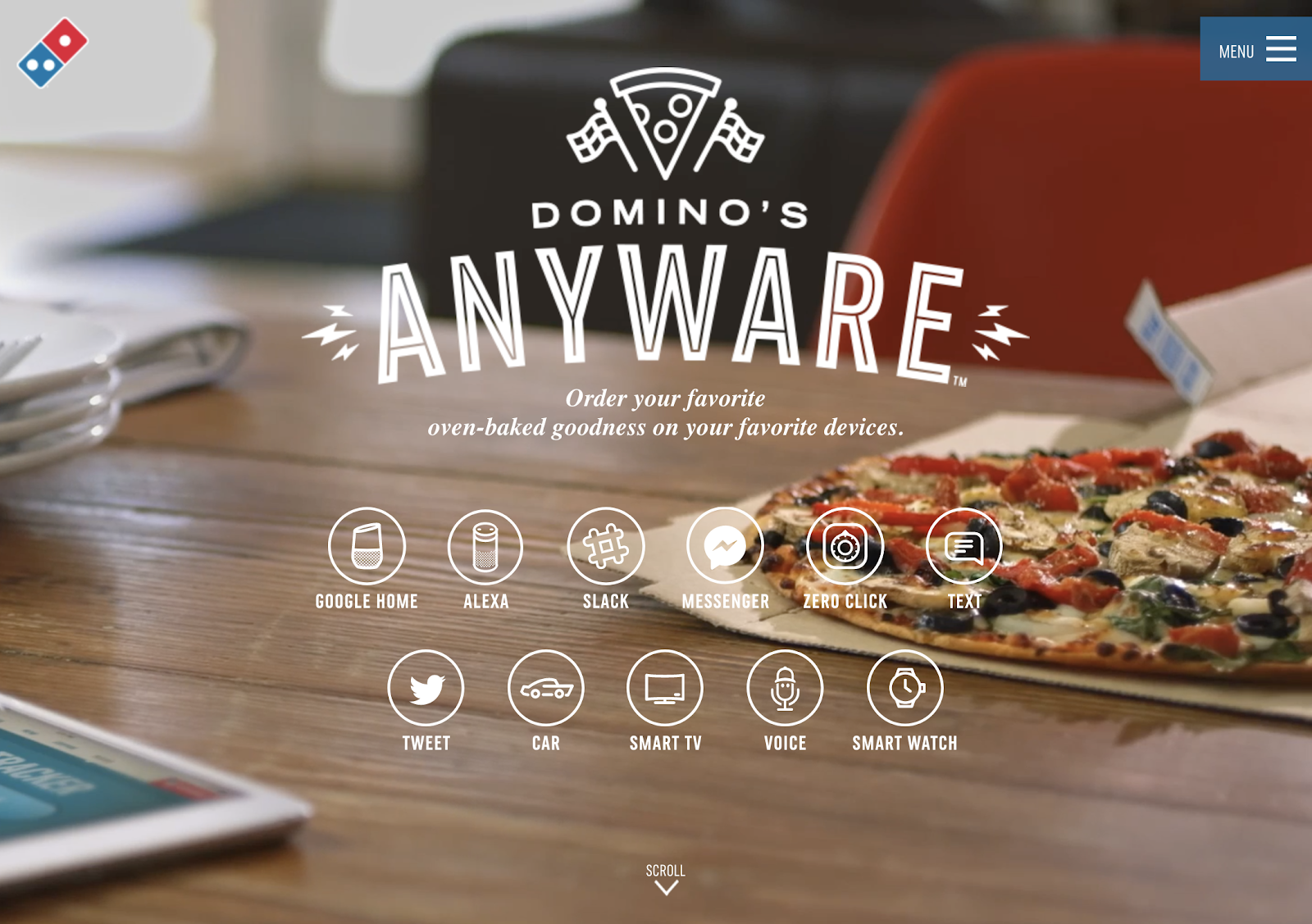 casos de éxito de performance marketing domino's