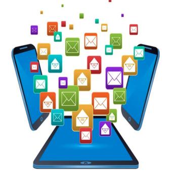 Enviar mensajes de texto masivos a móviles destacada