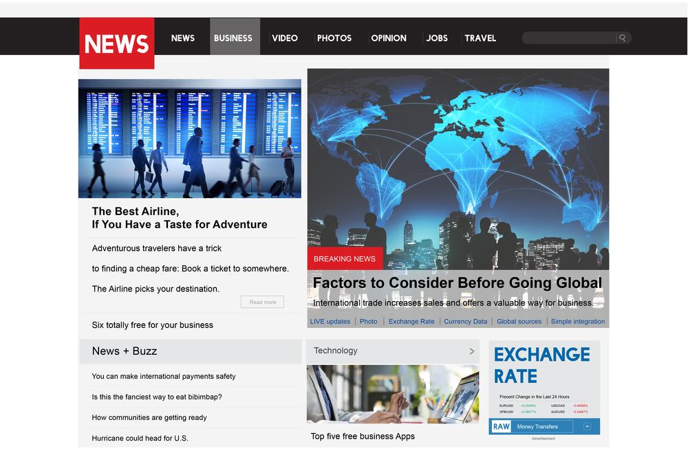 Algoritmos de noticias personalizadas