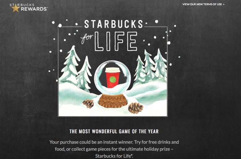loyalty marketing Starbucks