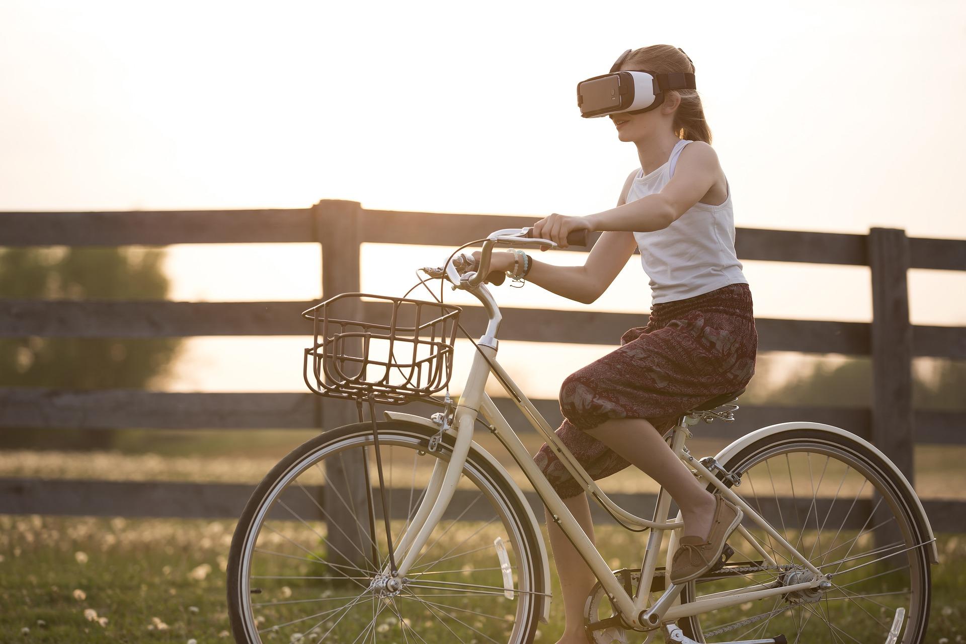 uso de la realidad virtual