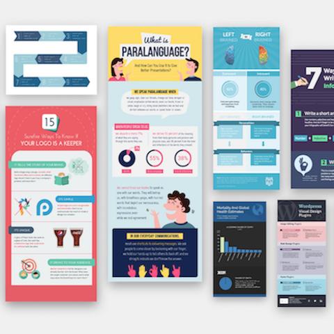 Herramientas De 2018 Para Crear Infografías Y Publicar Contenido