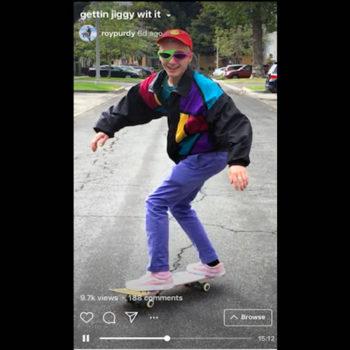 qué es Instagram TV