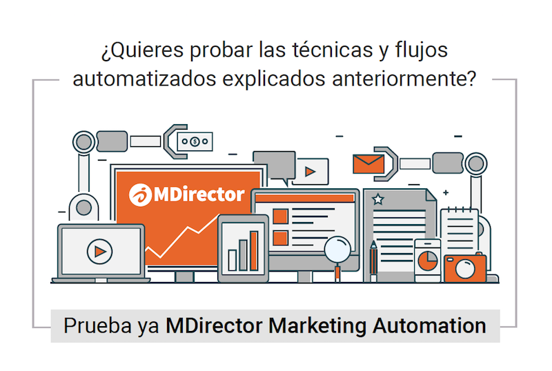 Estrategias ganadoras de marketing automation para empresas