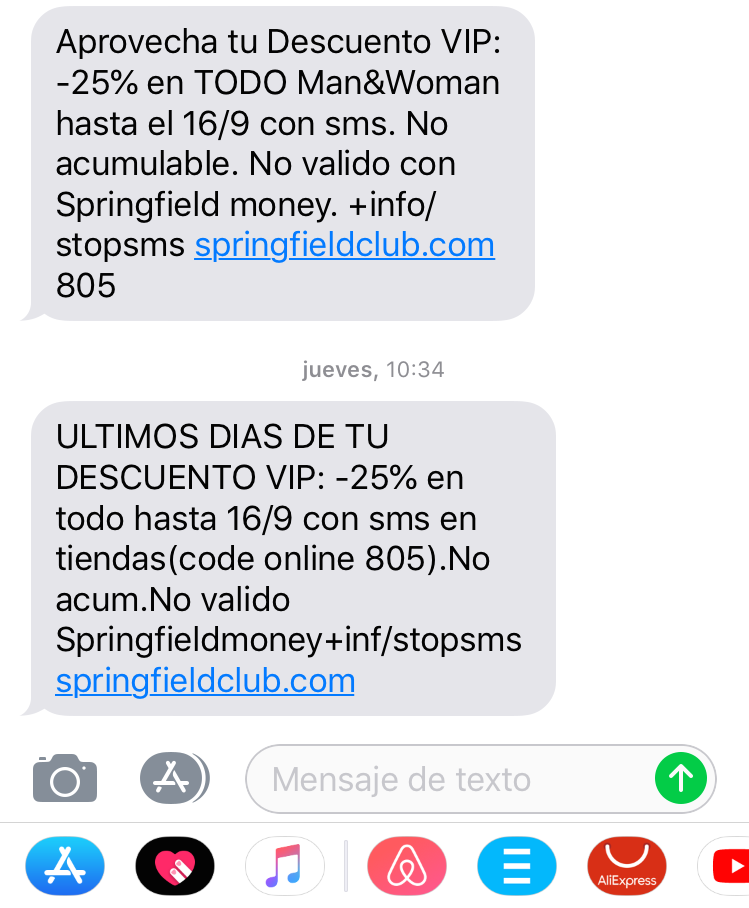 CTA para tu estrategia de SMS marketing. Clientes