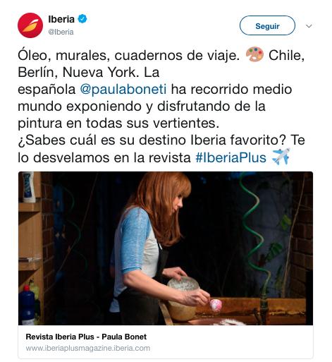 iberia marcas con más seguidores en redes sociales