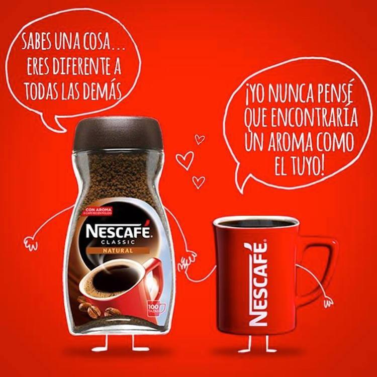comunidades de marca más importantes de México. Nescafé
