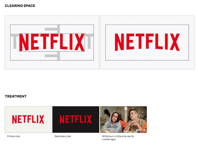 branding, marca e identidad visual. Netflix
