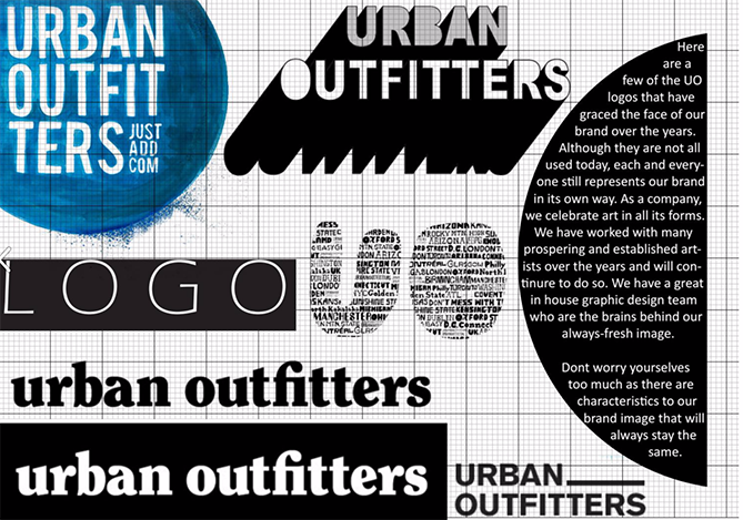 branding, marca e identidad visual. Urban