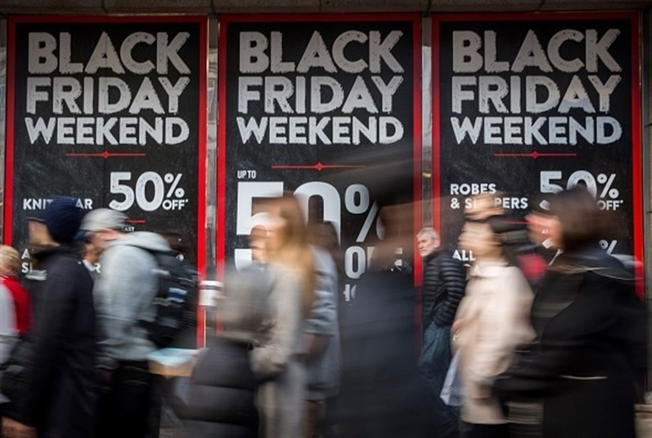 campañas del black friday