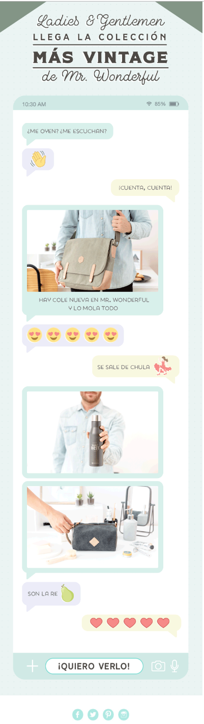 plantillas que más convierten para email marketing tendencias