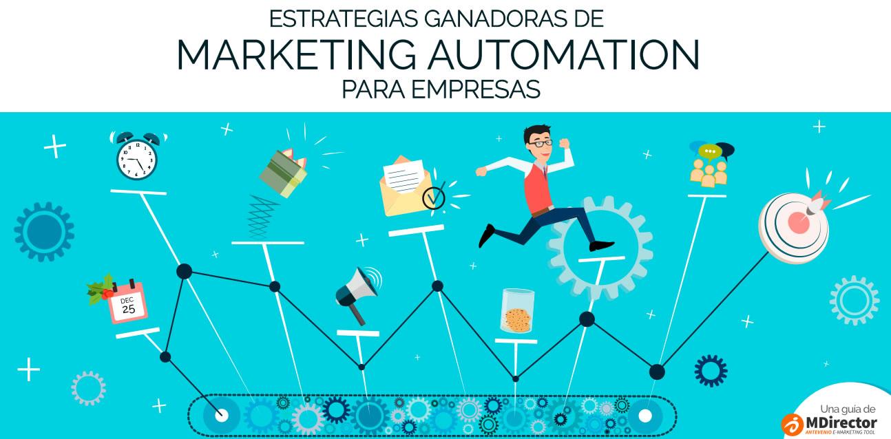 Aprende a crear estrategias ganadoras de marketing automatizado para empresas