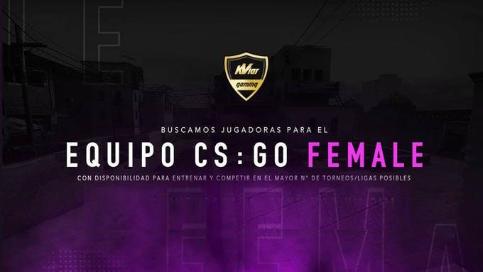 Scoutim, la primera campaña de esports femenina
