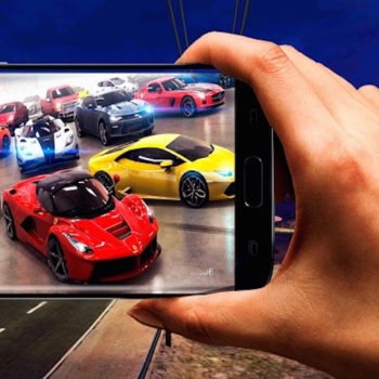 publicidad de vídeo del sector automovilístico
