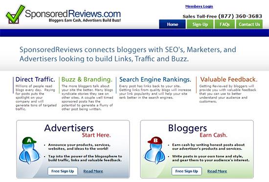 reseñas ganar dinero con un blog