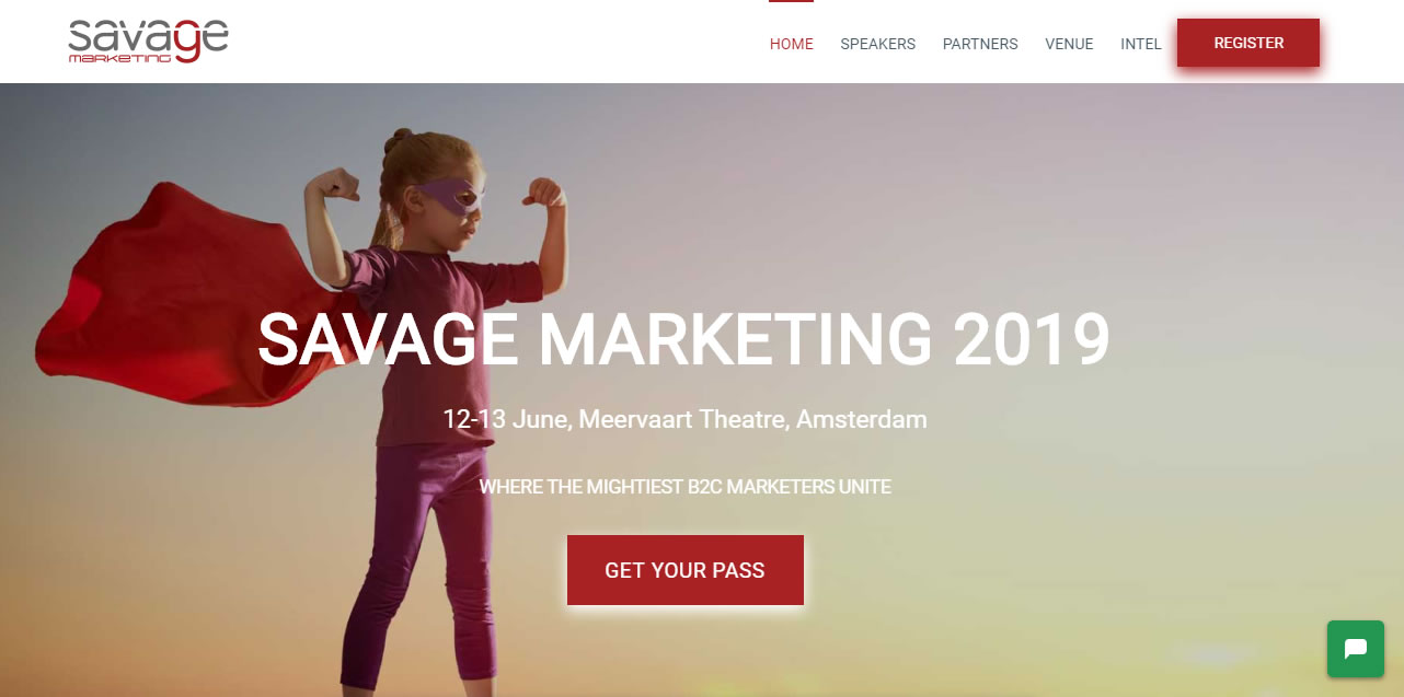 eventos de Marketing Digital en Europa de 2019 - Savage Marketing