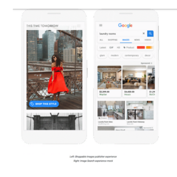 Shoppable Image Ads de Google