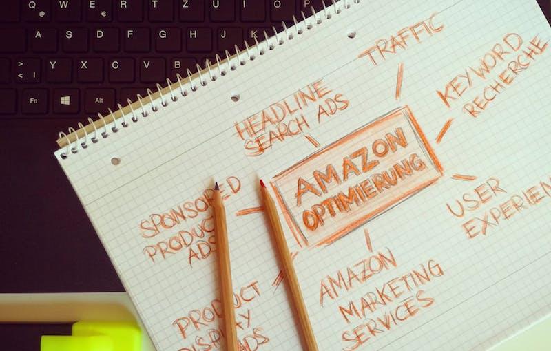 algoritmo SEO de Amazon