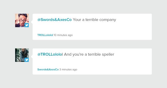 ejemplos de trolls