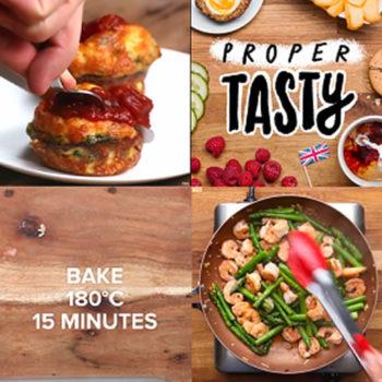 publicidad en vídeo del sector gastronómico