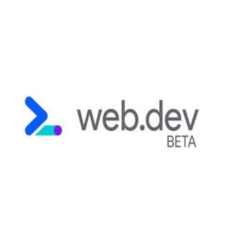 web.dev logo