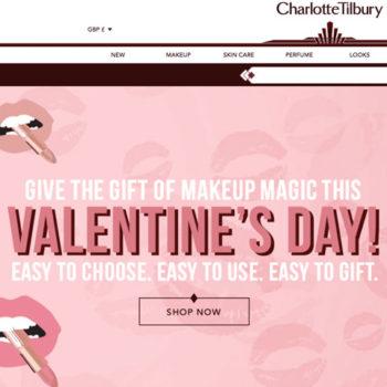 campaña de San Valentin