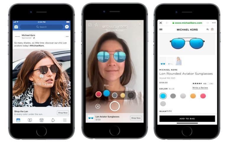 tendencias en redes sociales para 2019 realidade aumentada