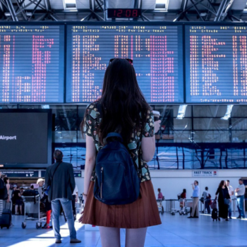 influencer marketing sector turismo aeropuerto