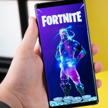 anuncios más vistos en Youtube Europa: Fornite + Samsung