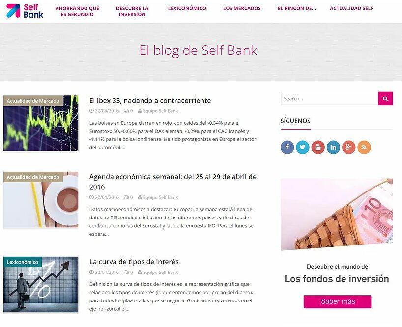 performance marketing bancario en México blog