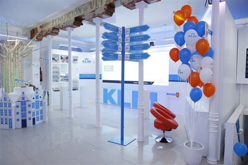 KLM Popup Store