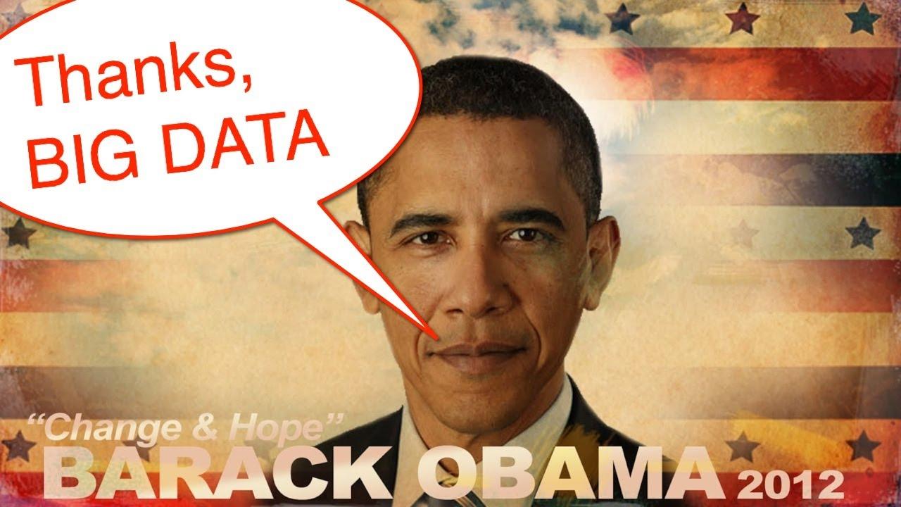 Big Data y Obama