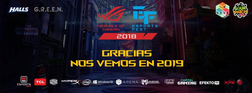 ROG Esports Fest (México)