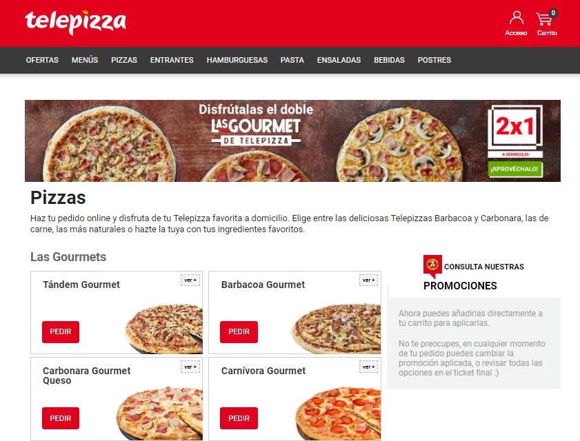 Performance Marketing en restauración: Telepizza