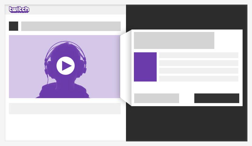 campaña de publicidad en Twitch bounty