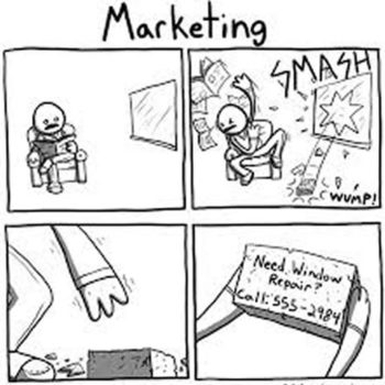 marketing agresivo