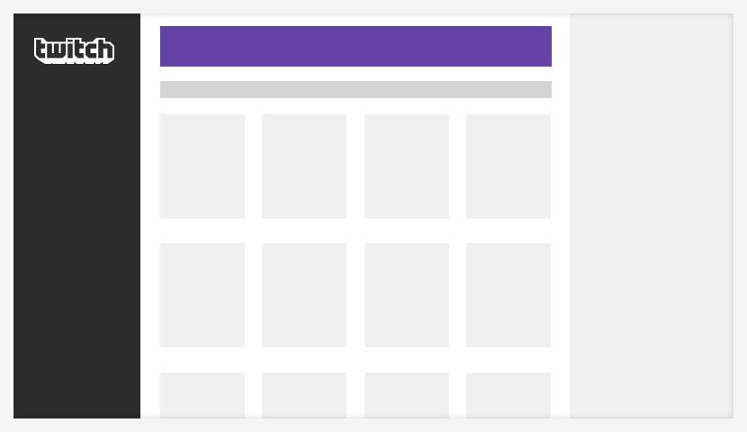 campaña de publicidad en Twitch super learderboard