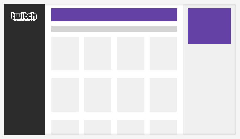 campaña de publicidad en Twitch sincronizado