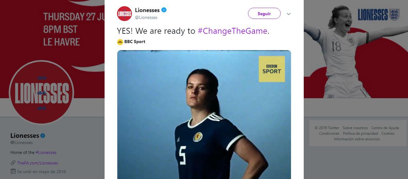 campañas publicitarias del mundial de fútbol femenino
