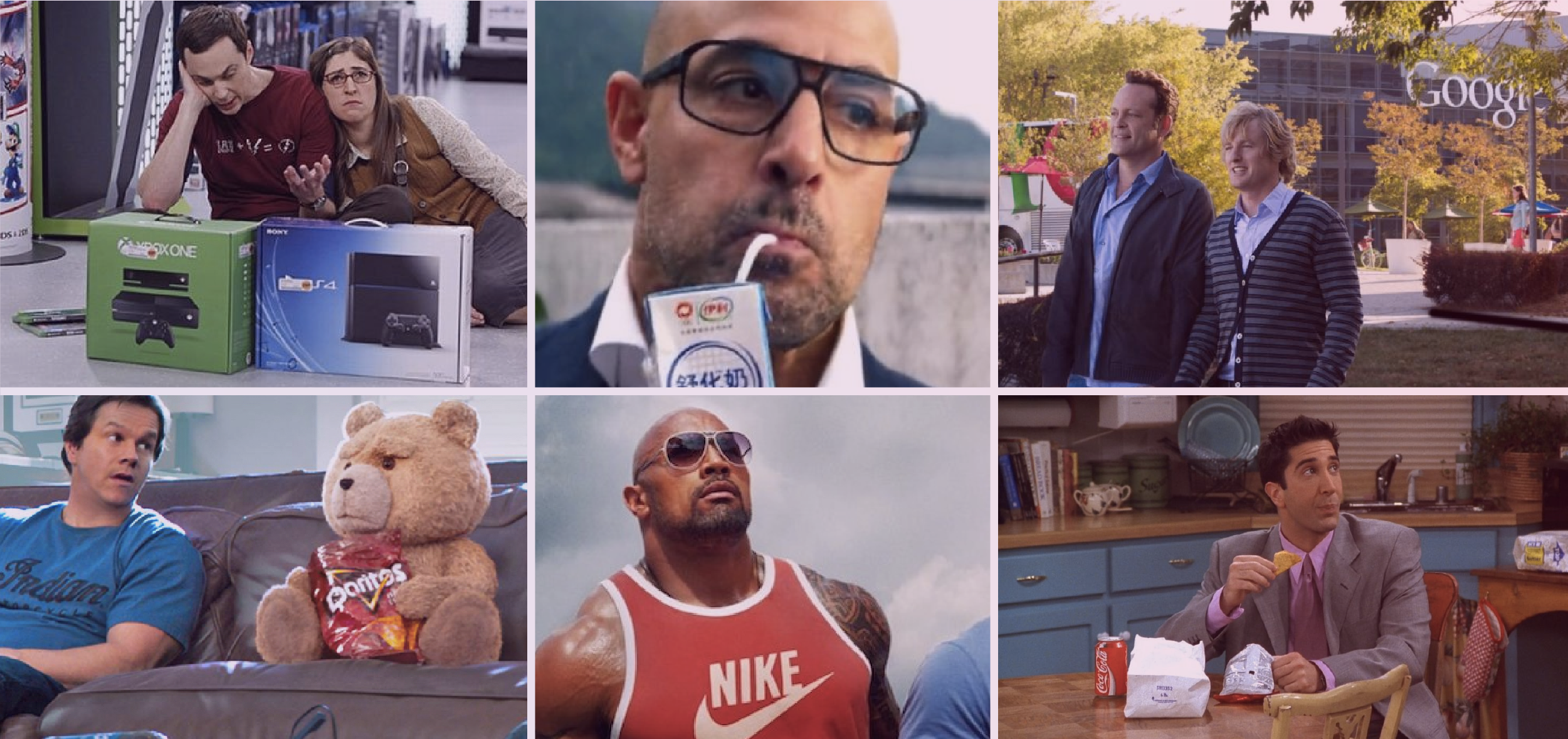 Tipos de product placement