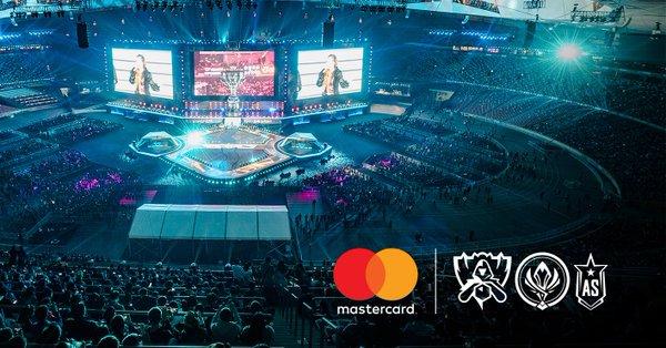 Mastercard y Riot Games
