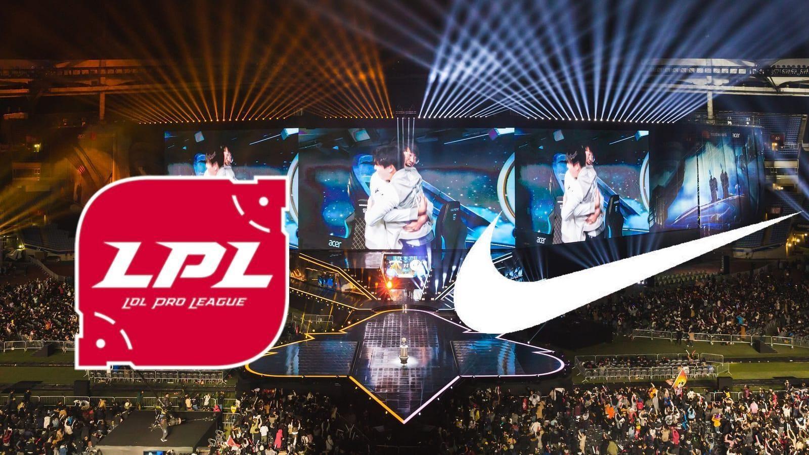 sponsors de esports a nivel mundial: Nike