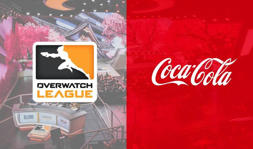 sponsors de esports a nivel mundial: Coca Cola