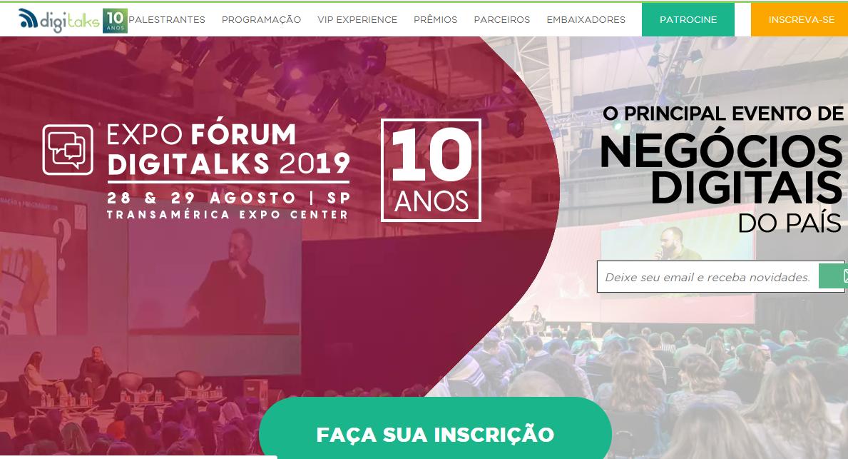 Brasil: Expo Forum Digitalks