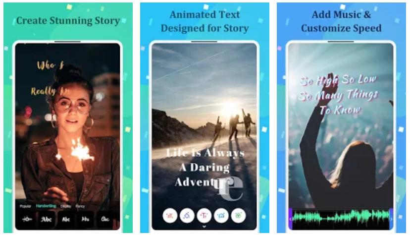herramientas para Instagram stories: Hype Type
