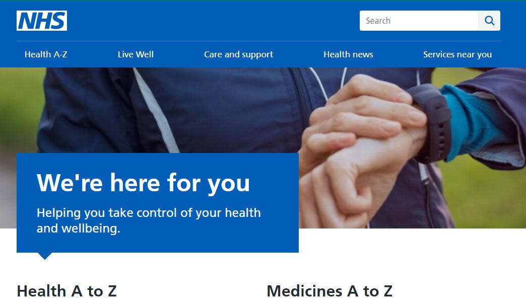 NHS y el Posicionamiento Web